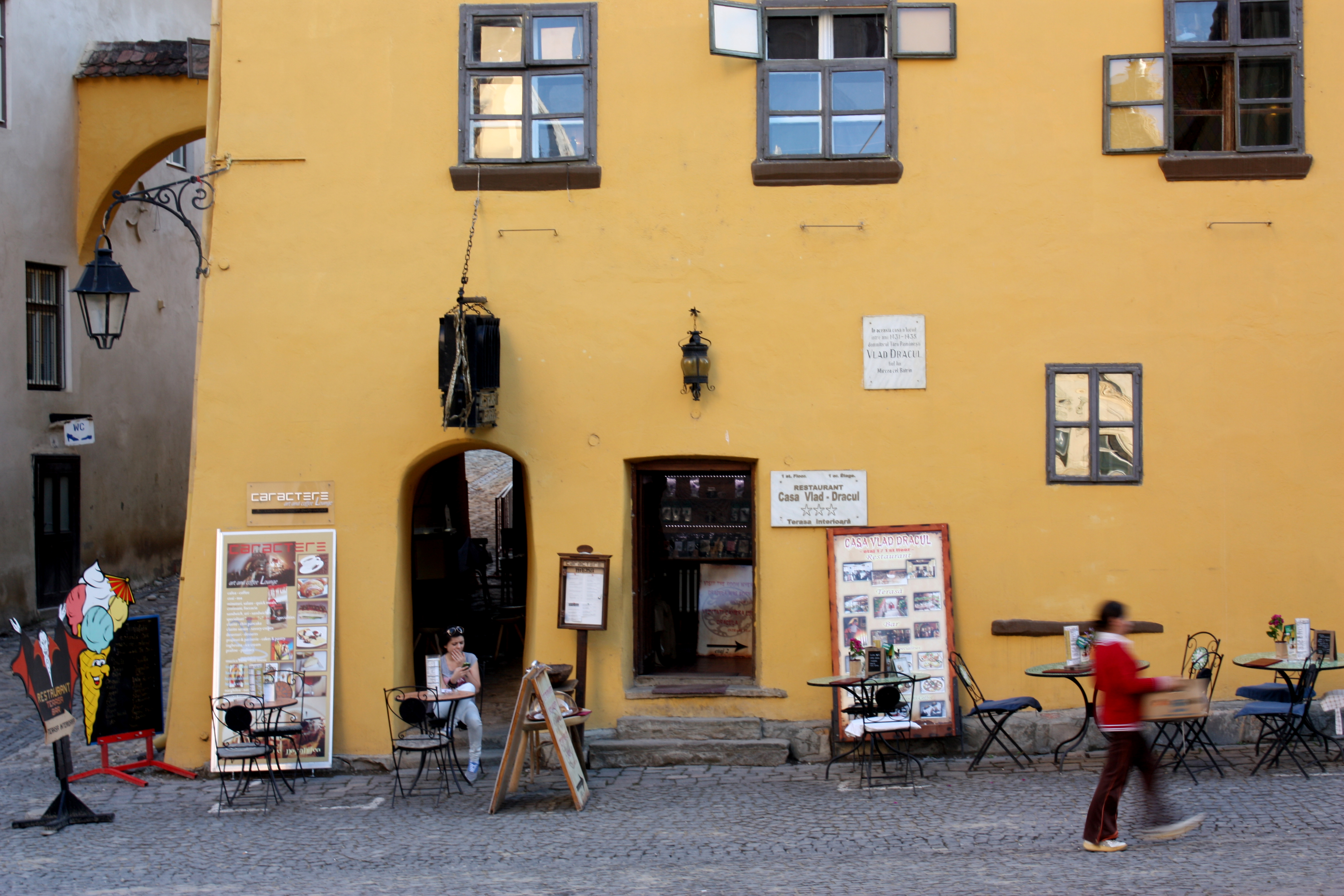 The Dracula Race, Sighisoara, Romania – 2