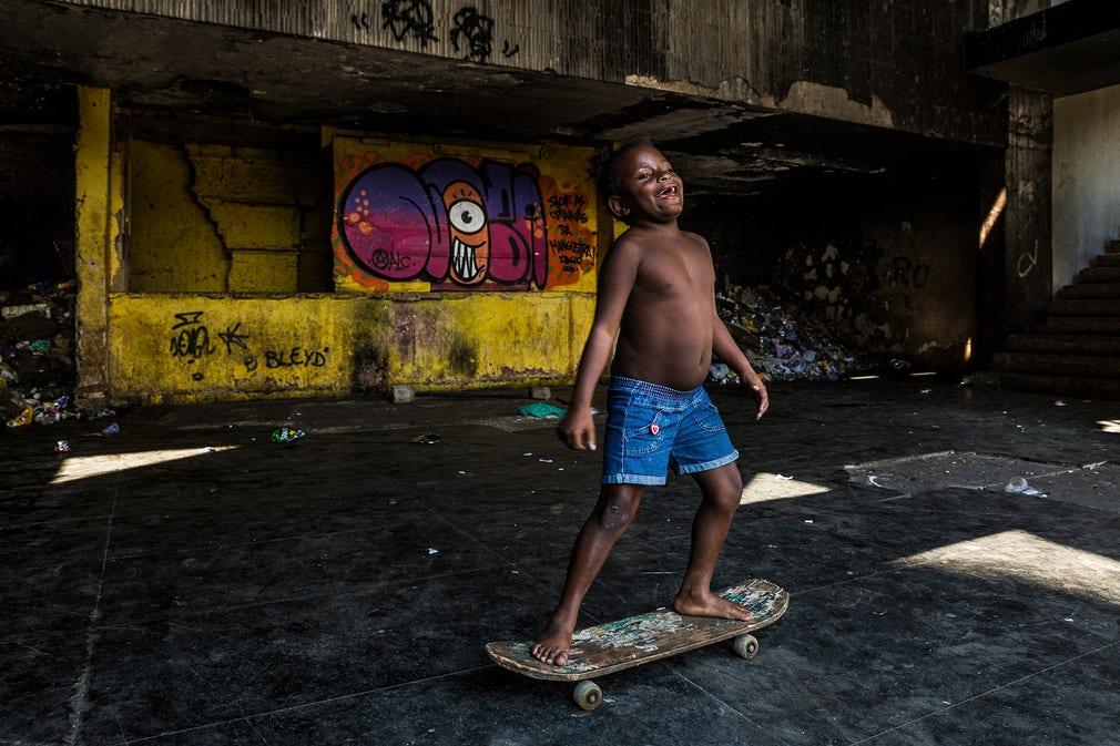 Downhill Skateboarding – 3