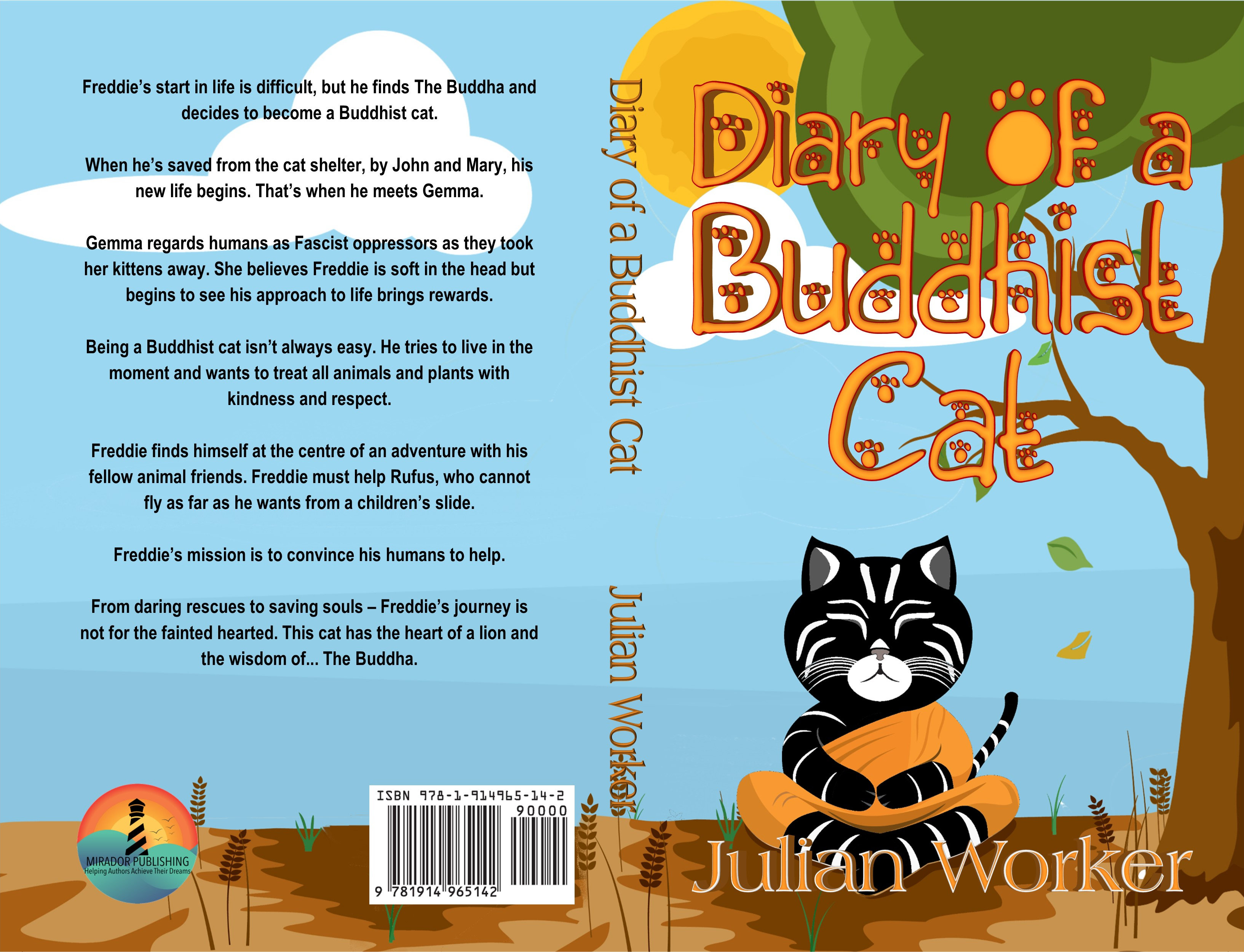The Diary of a Buddhist Cat